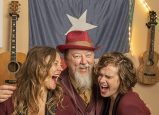 Front Porch Sessions | Featuring Shinyribs' Kevin Russell & The Shiny Soul Sisters
