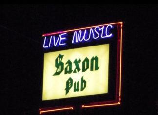 Saxon Pub in Austin